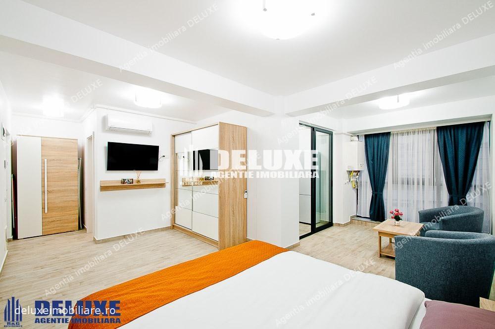 De inchiriat apartament cu o camera in Galati, Mazepa 2, bloc finalizat 2019