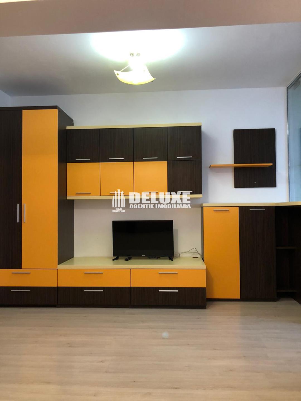 De inchiriat apartament cu o camera ,mobilat si utilat,bloc nou