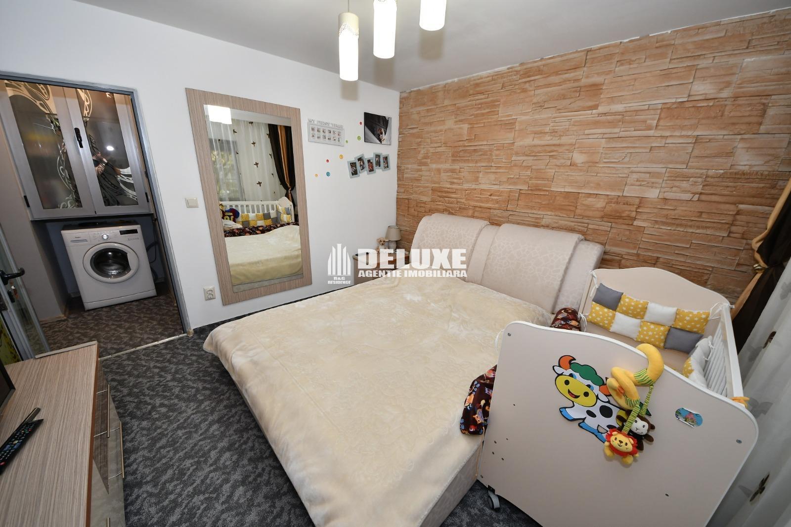 Apartament cu 3 camere in IC Frimu,mobilat si utilat